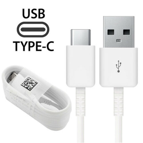 OEM For Samsung Galaxy S8 S9 Plus Note 8 Original Fast Charger USB Type C Cable