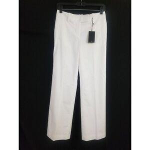 NWT-Ann-Taylor-Size-0P-White-Dress-Pants-Signature-Fit