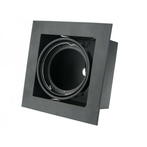 GTV Encastré Plafonniers lampes de plafond Pireo I noir up op-Pireo 1-20 8287