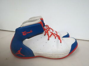 outlet store b98d9 63f0c Image is loading MENS-Nike-Air-Jordan-Melo-1-5-White-