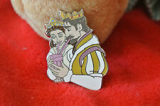 Disney Pin Trader Delight DSF King & Queen of Corona Rapunzel Pin LE500 PTD DSSH