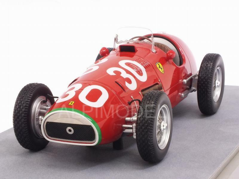 Ferrari 500 F2 Winner GP Switzerland 1952 Piero Tar 1 18 TECNOMODEL TM18-66D
