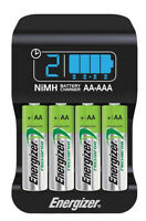 Energizer Aa Battery Charger For Flip Video Ultrahd 4g Camera