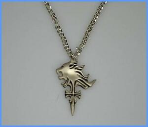Collana final fantasy viii 8 necklace griever wolf squall leonhart image is loading collana final fantasy viii 8 necklace griever wolf mozeypictures Gallery
