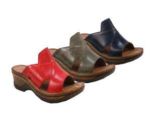 low priced 382cc b947b Details zu Josef Seibel 74703-43 Molly 03 Schuhe Damen Pantoletten Clogs