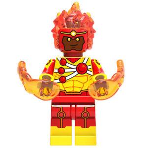 █ Buy 2 Get 1 Free █ Firestorm Custom Mini Figure Minifigs Kids X0178 756