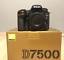 Nikon-D7500-20-9MP-DX-Format-CMOS-Digital-SLR-Camera miniature 1