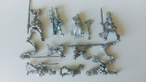Huge-Multi-listing-Empire-Knights-Captain-Panther-Reiksguard-Metal-Rare-OOP