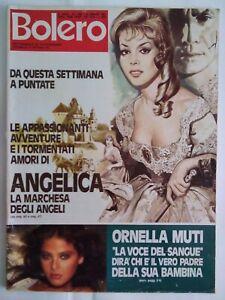 Bolero1768Muti Celentano Elmi Carrà Dorelli Guida Roussos Marc Porel Streisand