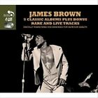 Five Classic Albums Plus by James Brown (Godfather of Soul) (CD, Nov-2011, 4 Discs, Real Gone Music)