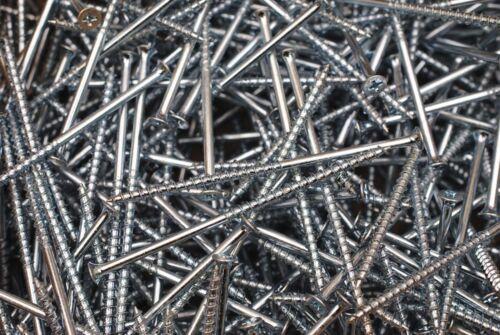 Phillips Bugle Head 10 x 4-1//2 Coarse Drywall Wood Screw 200 Zinc Plated #10