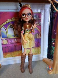 EVER AFTER HIGH DOLL FIRST 1ST CHAPTER ROSABELLA BEAUTY HEAD ONLY FOR OOAK