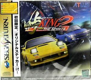 Toge-KING-The-Spirits-2-SEGA-Saturn-Video-Game-Japanese