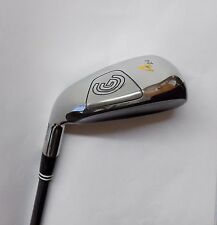 Left Handed Cleveland Hibore 24 Degree 4 Iron R Flex Graphite Shaft