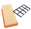 2x-Filter-Lamellenfilter-AD-3-000-AD-3-200-Staubsauger-fuer-Kaercher-6-415-953-0 Indexbild 3