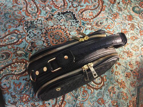 handgefertigt Fᄄᄍr Vintage Tasche Strau Einzigartige Leder Farbe Frauen Schwarz Echte 60Fz0xqwR