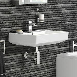 Wall-Hung-Ceramic-Square-580mm-Basin-2006-BASIN