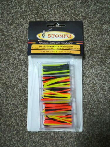 Fishing Float Tip sleeves to change colour and thickness of float tips