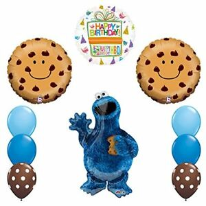 NEW-Sesame-Street-Cookie-Monsters-Birthday-party-supplies