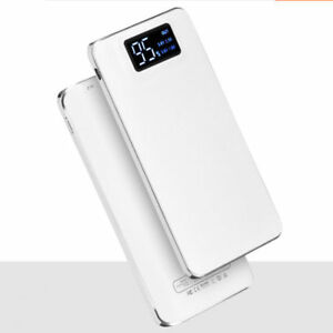 Power Bank LED Portátil 20000mAh Digital Banco de Energía Batería...