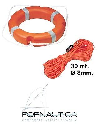 SUPPORTO per salvagente anulare ciambella e boetta nautica barca