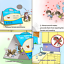 Trapro-Pantry-Moth-Traps-Food-Moth-Trap-Kitchen-Moth-Trap-with-Pre-Baited-Safe thumbnail 2