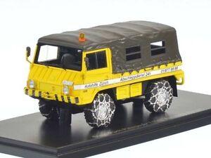 Steyr-Puch-Pinzgauer-710M-Autohilfe-Zuerich-mit-Schneeketten-1-43-Neo