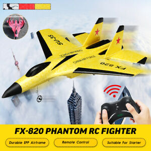 RC-Fighter-Jet-Fixed-Wing-RC-Airplane-FX-820-2-4G-Remote-Control-Aircraft-Plane