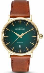 Men-039-s-watch-MICHEL-HERBELIN-Inspiration-Automatic-1647-P16BR