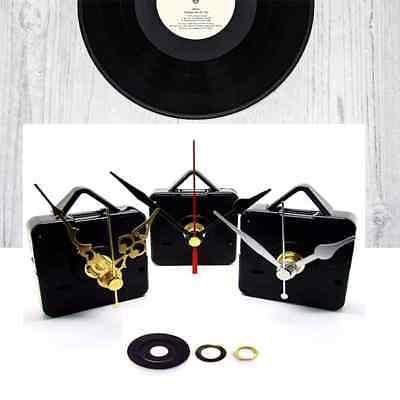 20 mm GOLD Numbers-or 119 mm mains Nouveau Silencieux Quartz Horloge Craft Making Kit