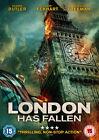 London Has Fallen DVD 2016 UK Region 2