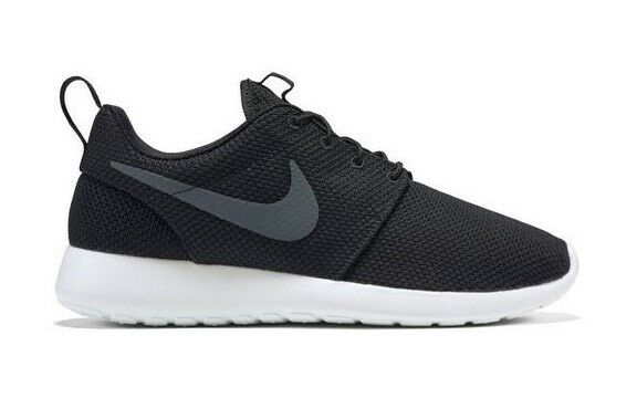 Men's  Men's Nike Roche 9 Black/white/obsidian Athletic Shoes