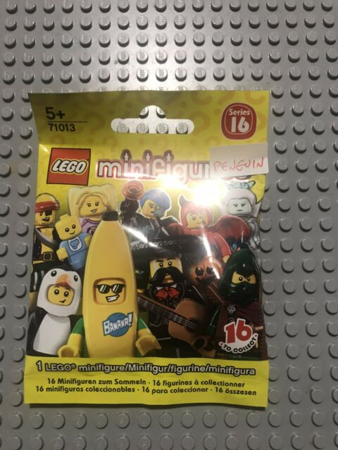 NEW LEGO 71013 Minifigures Series 16 COMPLETE Set Of 16 FACTORY SEALED RETIRED
