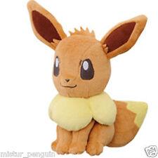 "Pokemon GO I Love EEVEE 5"" Plush Doll Toy Plushie  Black White BW Banpresto NWT"