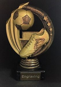 Football Star Trophy + FREE Engraving