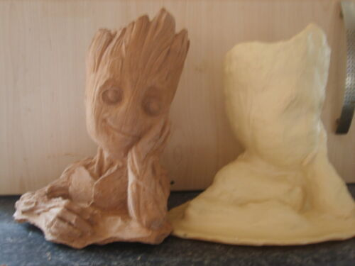 Groot Latex Mould.