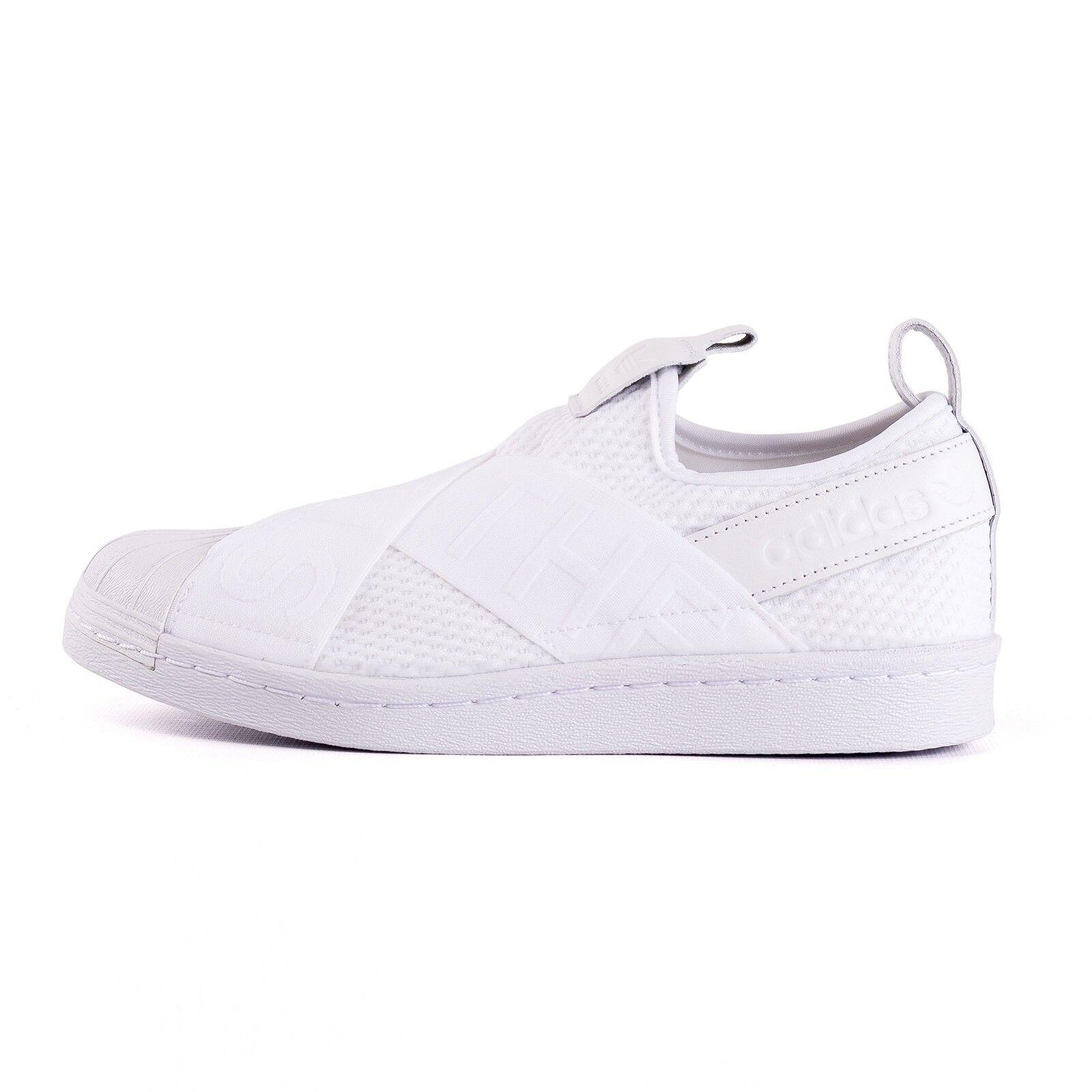 Adidas Superstar Slipon W Damenschuh Turnschuhe Gymnastikschuhe weiss 51364