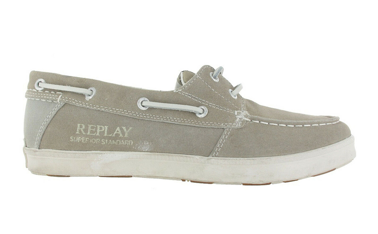 REPLAY - Stiefelschuh - REPLAY Jimi - ecru RV220005L ea6e00
