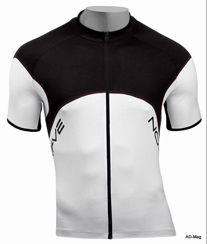 Maillot de Vélo - NORTHWAVE 89121012 Blade Jersey - white black - T. L - NEUF
