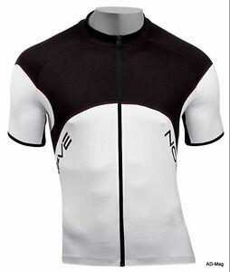 Maillot-de-Velo-NORTHWAVE-89121012-Blade-Jersey-Blanc-Noir-T-L-NEUF