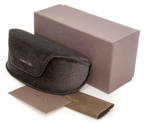 Tom Ford Square Sunglasses TF549K 05C Gray Melange 56mm FT0549