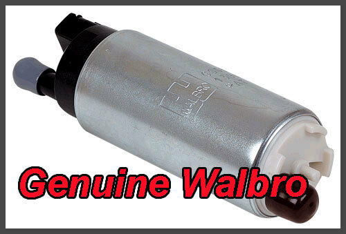 Walbro GSS-341 High Performance Electric Fuel Pump and Install Kit