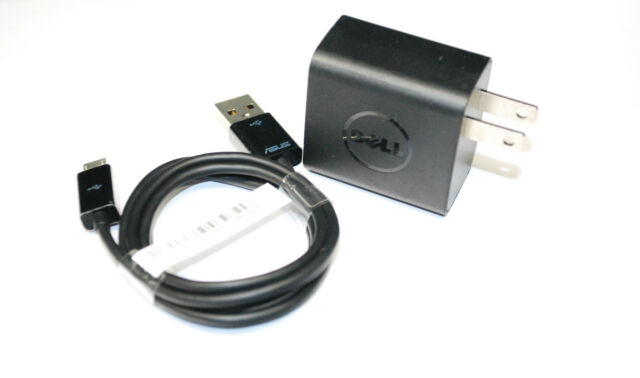 LOT of 10  Original Dell Venue 7 8 10 Pro Tablet AC Wall Charger 10W HA10USNM130