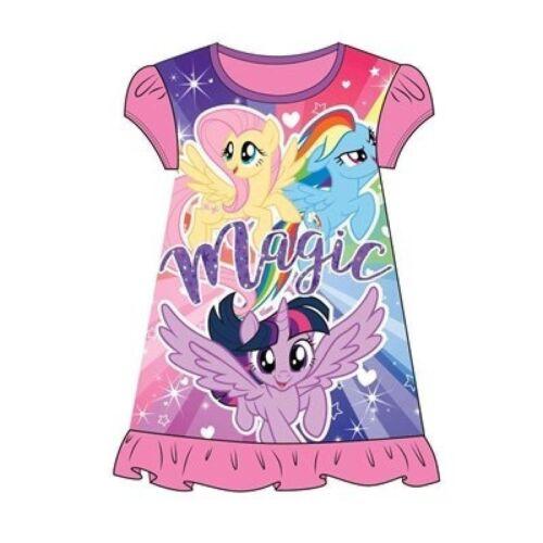 Filles Nuisette Chemise de nuit Disney Character Enfants Pyjama Âge 2-8 Ans
