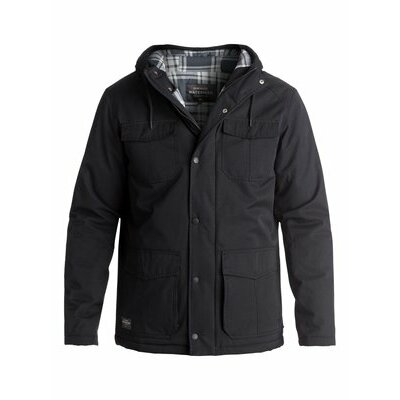 Quiksilver™ Waterman Weather - Manteau imperméable à capuche pour Homme