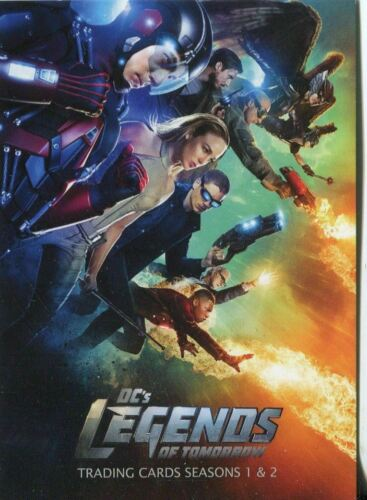 DC Legends Of Tomorrow Seasons 1 /& 2 Promo Card P1