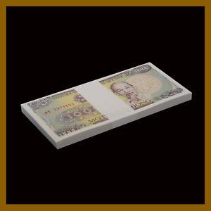 VIETNAM 1000 1,000 DONG 1988 P 106 AUNC LOT 100 PCS 1 BUNDLE