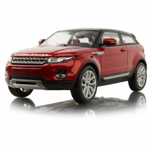 Genuine Range Rover Evoque Pull Back 1:38 Scale Model - Red