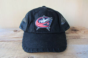 Gorras Columbus Blue Jackets