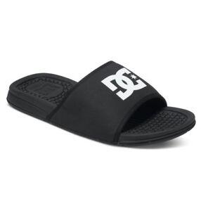 Sandali Logo Dc Blanc Slider Shoes Bolsa qIUPwO6